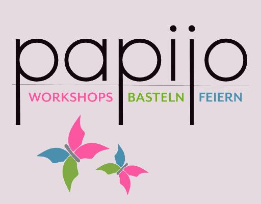 Logo von papijo Kreativhaus