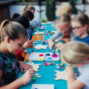 Kreative Workshops in Hamburg
